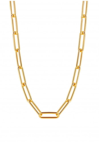 Ti Sento Milano Chain Link Necklace, Gold