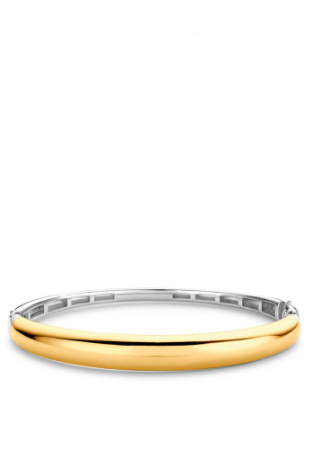 Ti Sento Gold & Silver Bangle