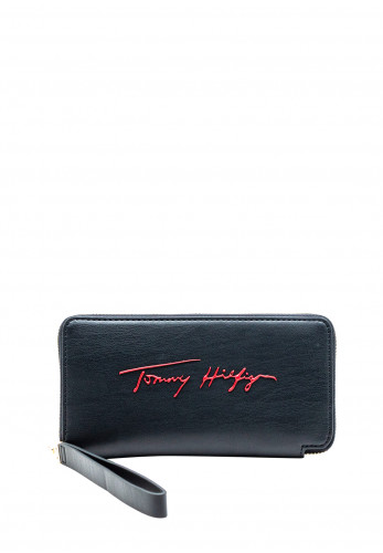Tommy Hilfiger Iconic Tommy Large Wallet, Navy