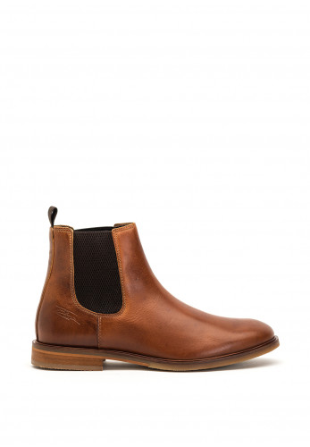Tommy Bowe Booth Boots, Russet