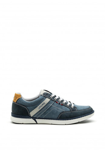 Tommy Bowe Watson Trainers, Space Blue