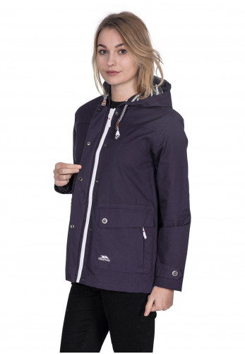 Trespass Seawater Waterproof Jacket, Navy