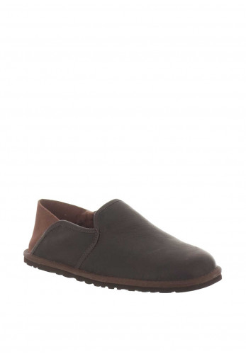 Uggs For Men Cooke Slipper, Dark Brown