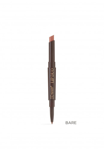 Sculpted Aimee Connolly Lip Duo Undressed, Bare