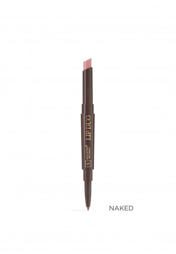 Sculpted Aimee Connolly Lip Duo Undressed, Naked