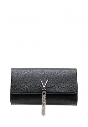 Valentino By Mario Divina Clutch Bag, Black