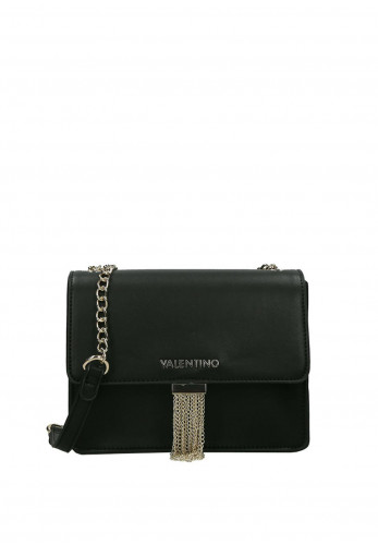 Valentino By Mario Piccadilly Shoulder Bag, Black