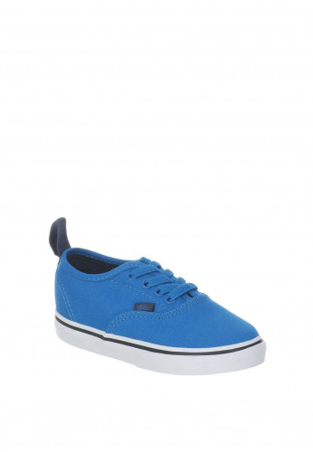 Vans Authentic Baby Boys Canvas Trainers, Blue