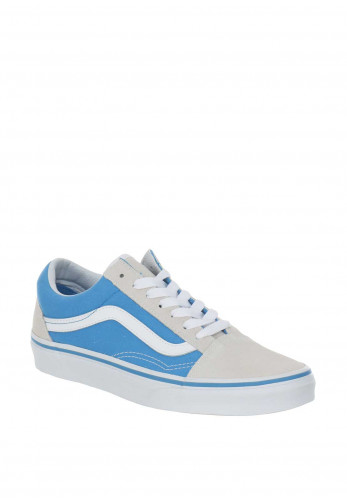 Vans Womens Old Skool Trainers, Blue