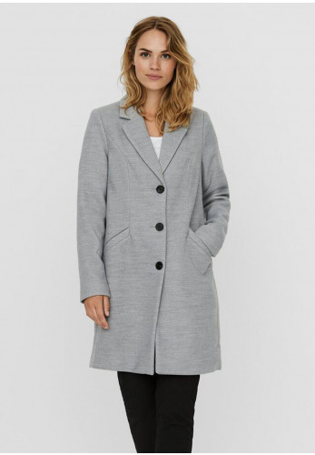 Vero Moda Cala Cindy Coat, Grey