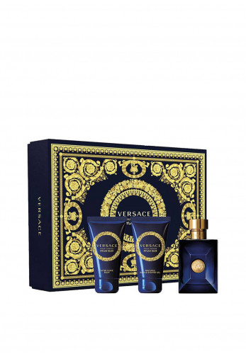 Versace Pour Homme Dylan Blue 50ml EDT Gift Set
