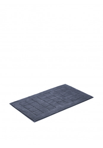 Vossen Anti-Slip Cotton Bathmat Large, Atlantic