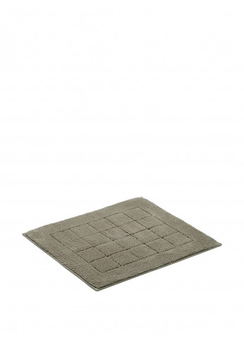 Vossen Anti-Slip Cotton Bathmat Medium, Pepplestone