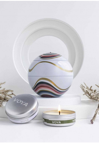 Voya Little World Of Scent, Festive Candle Duo