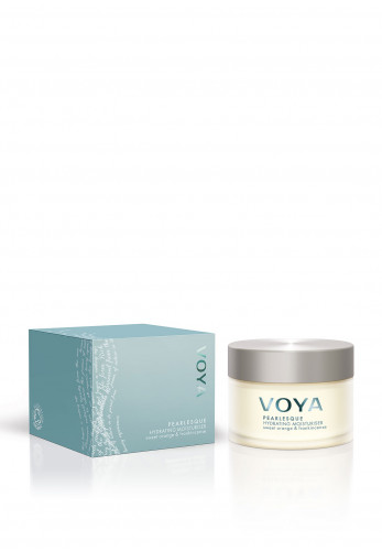 Voya Pearlesque Hydrating Moisturiser, Sweet Orange & Frankincense