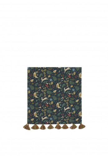 Walton & Co Enchanted Forest Table Runner, Green