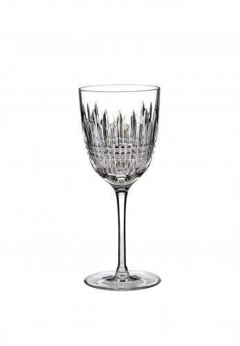 Waterford Crystal Lismore Diamond Red Wine Set of 2 Glasses