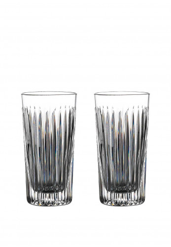Waterford Crystal Gin Journeys Aras Hiball Set of 2 Glasses