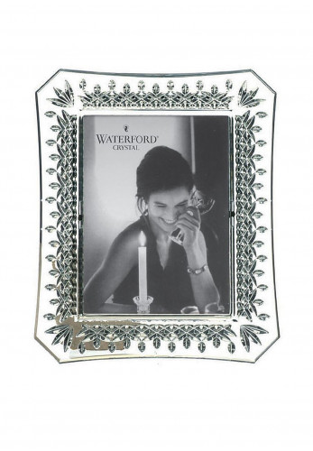 "Waterford Crystal Lismore 5"" x 7"" Photo Frame"