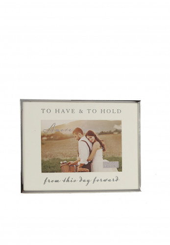 Amore To Have and To Hold Photo frame, 6 x 4