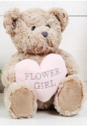 Widdop Will You Be Our Flower Girl Teddy