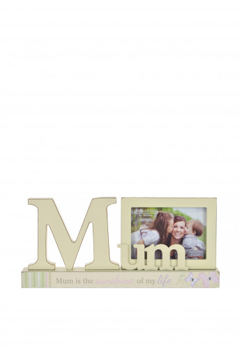 "Widdop & Bingham Mum Mantel Photo Frame, 5"" x 3"""
