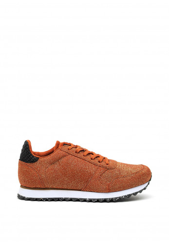 Woden Ydun Pearl Ii Trainers, Orange