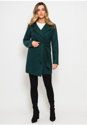 Seventy1 One Size Coat, Forest Green