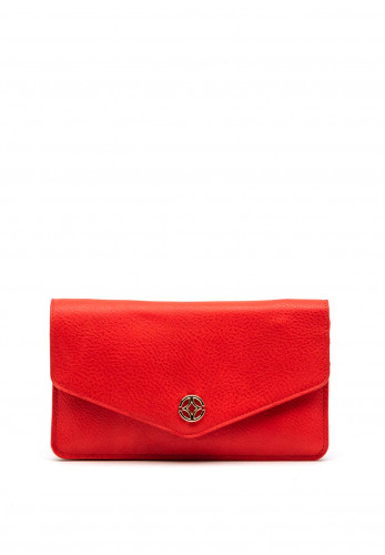 Zen Collection Clutch Purse, Red