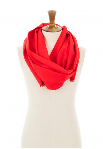 Zen Collection Scarf, Red