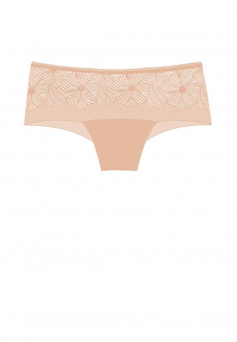 Wonderbra Fabulous Feel Shorty Brief, Pink