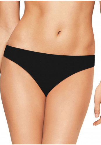 Wonderbra Refined Glamour Brazilian Briefs, Black