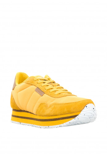 Woden Womens Nora II Trainers, Yellow