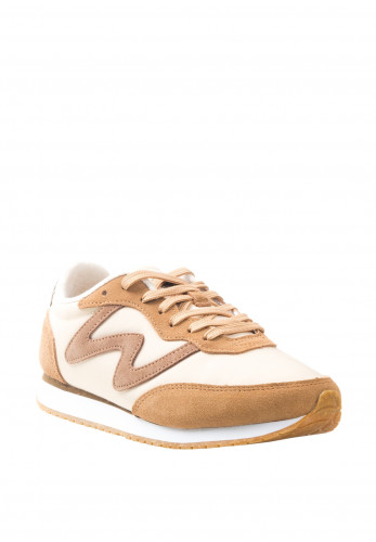 Woden Womens Olivia Trainers, Light Sand