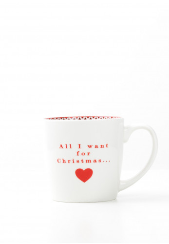 WPL Gifts All I Want for Christmas… is YOU Mug