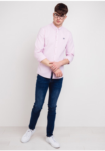 XV Kings by Tommy Bowe Manly Shirt, Pink