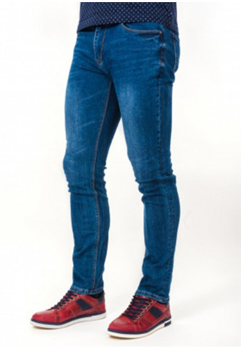 XV Kings by Tommy Bowe Eagles Tapered Fit Jeans, Blue