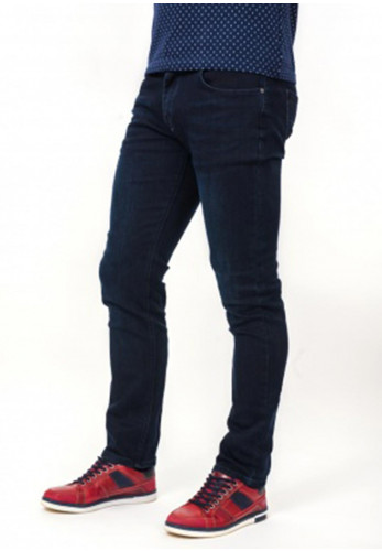 XV Kings by Tommy Bowe Eagles Tapered Fit Jeans, Dark Blue