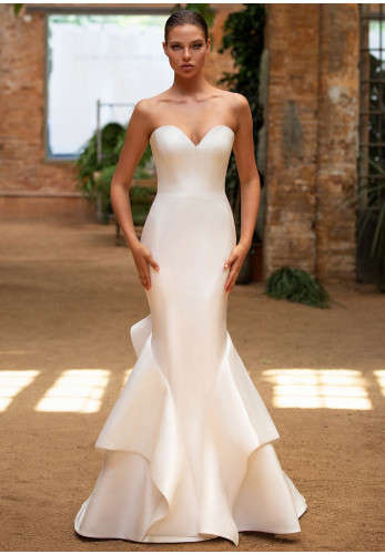 Zac Posen for White One Katie Wedding Dress, Ivory