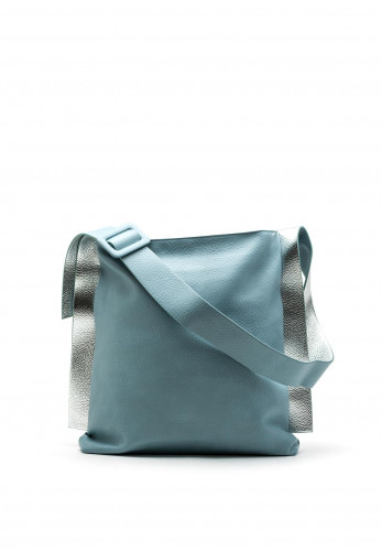 Zen Collection Oversized Strap Tote Bag, Blue