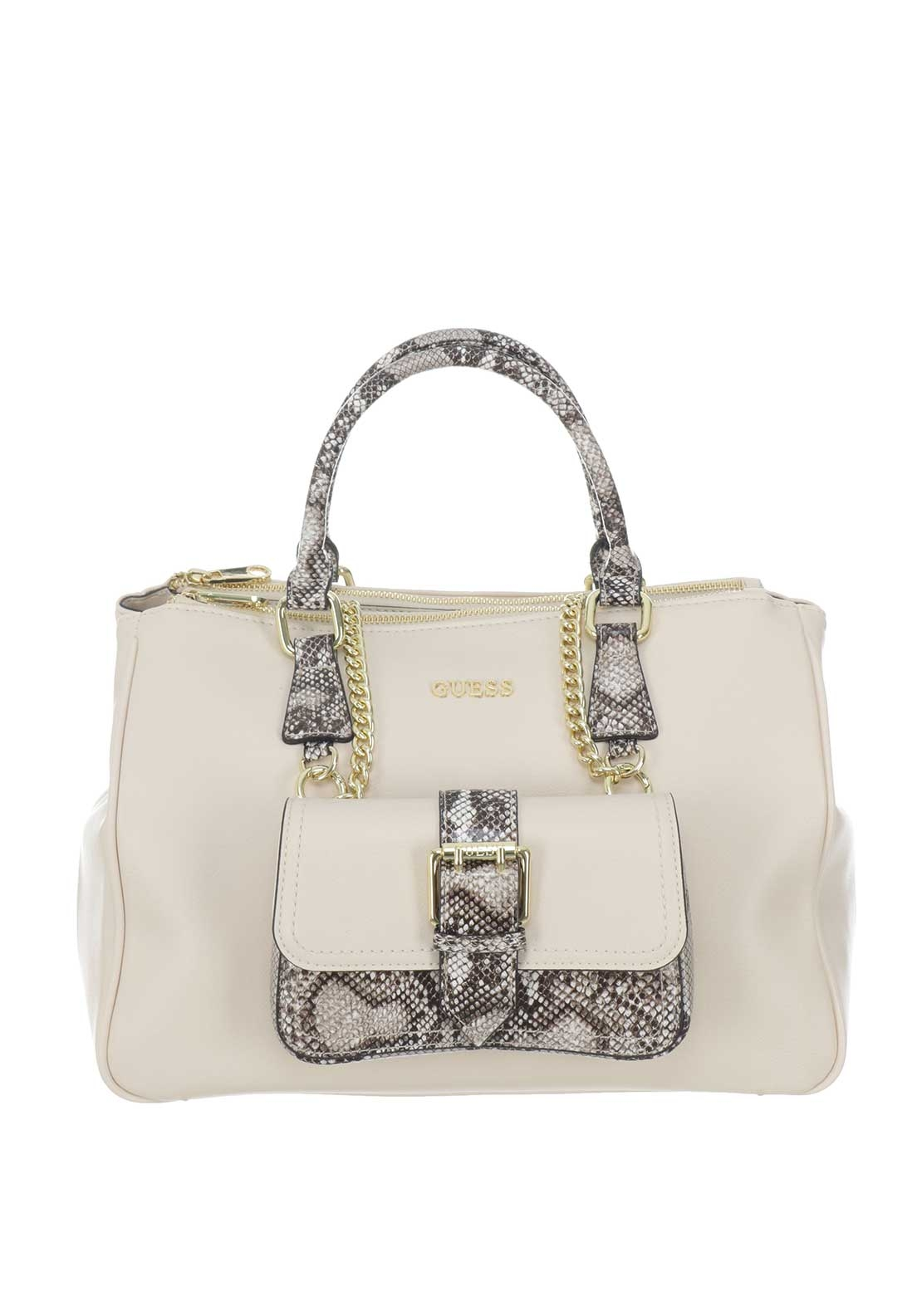 Guess sissi schoudertas : Guess sissi double up grab bag ivory mcelhinneys