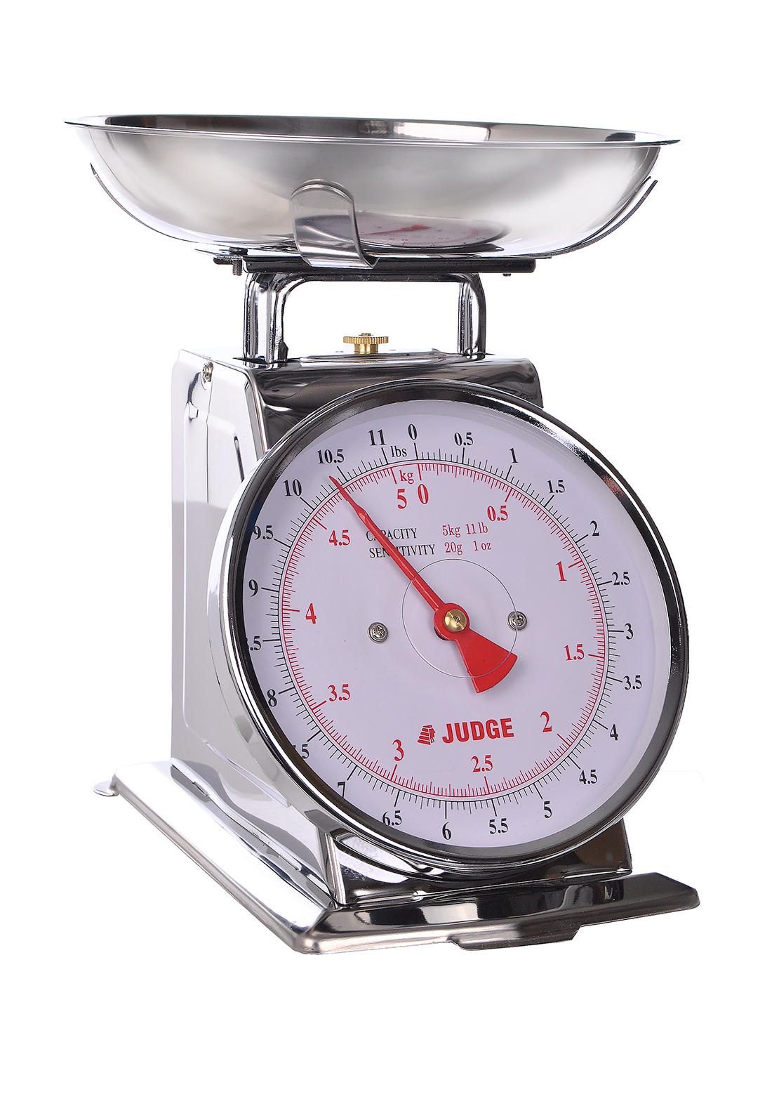 Judge 5kg traditional kitchen scale mcelhinneys for Traditional kitchen scales