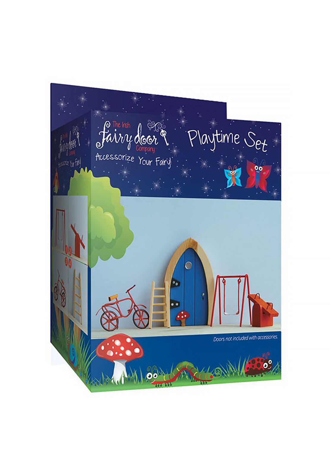 The irish fairy door company playtime accessory set for The irish fairy door company facebook