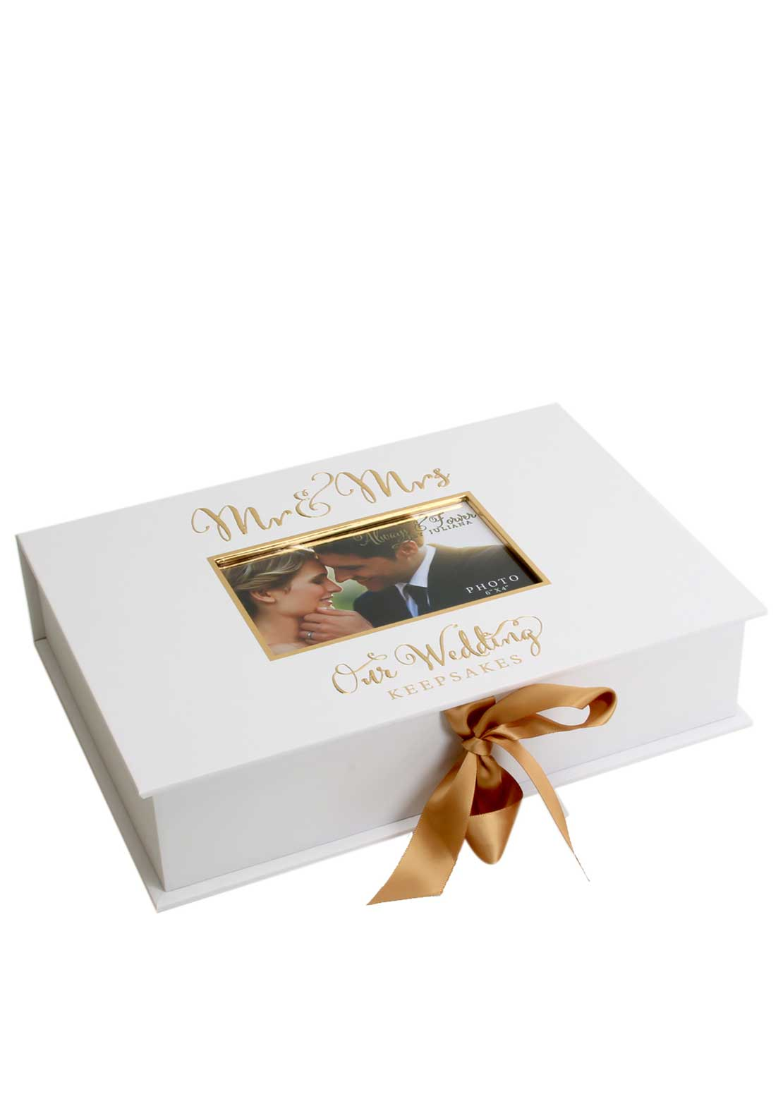 Juliana Our Wedding Keepsakes Memory Box