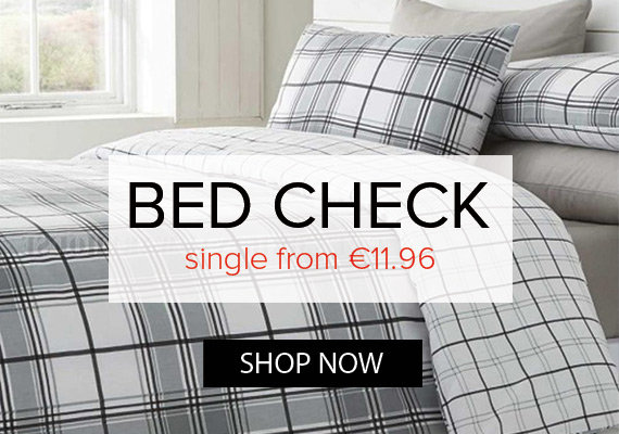 Bed Check Single from €11.96